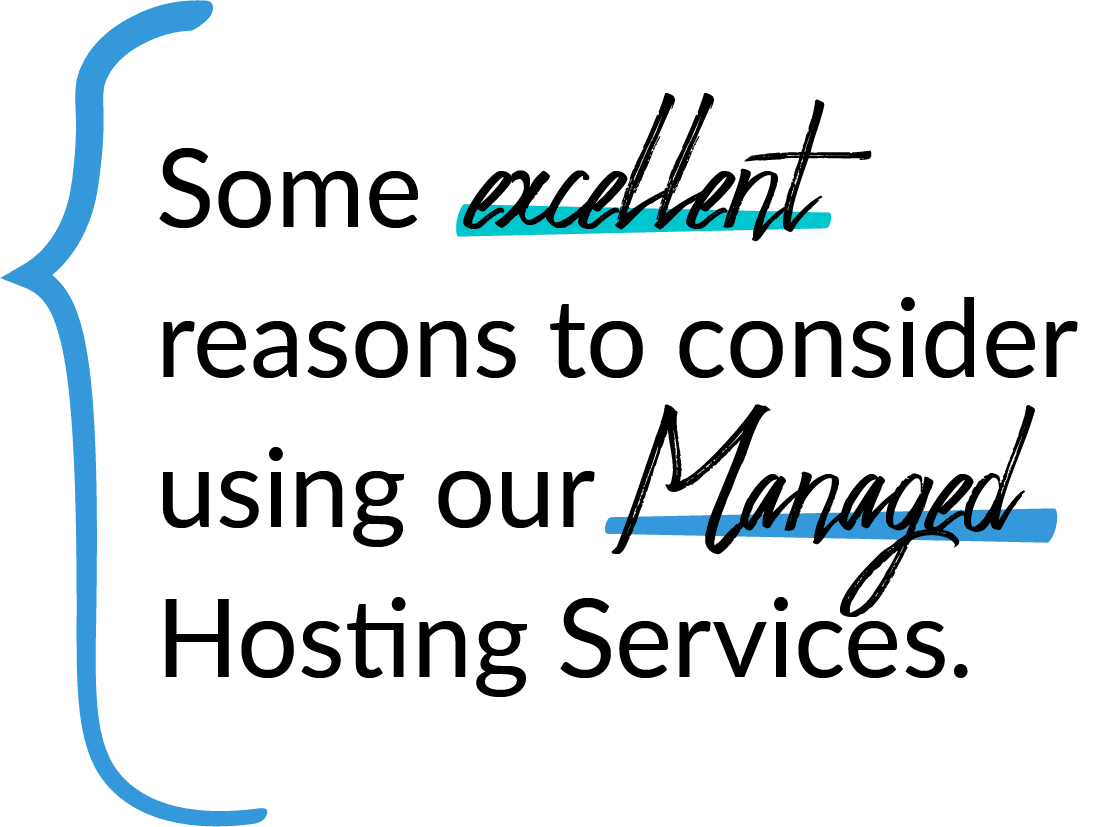 hosting services design