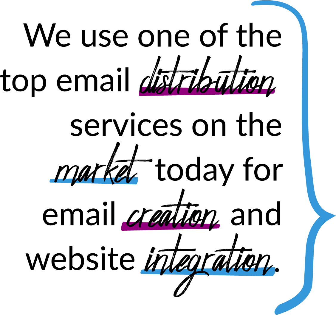 email distribution design