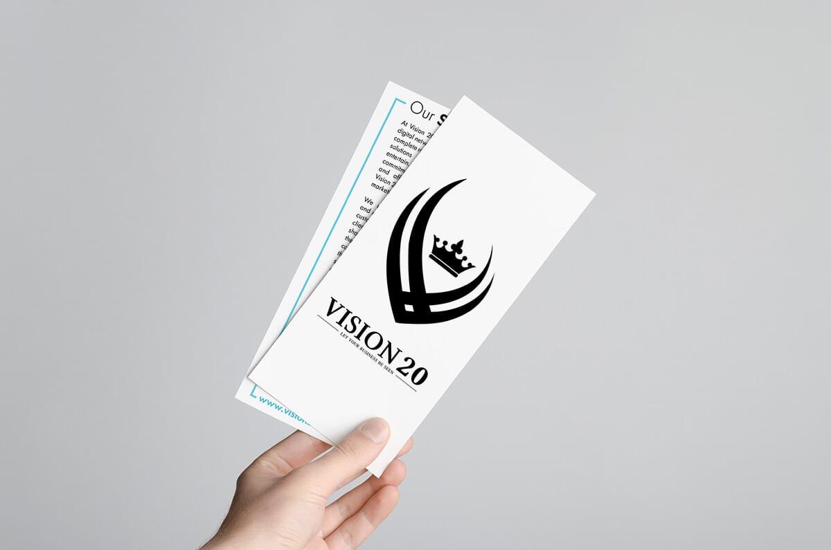 Vision 20-brochure