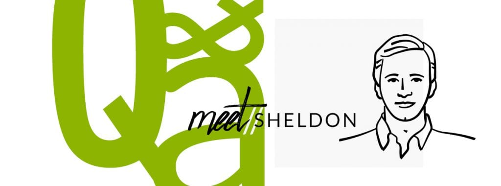 Q&A with Sheldon Blog Cover