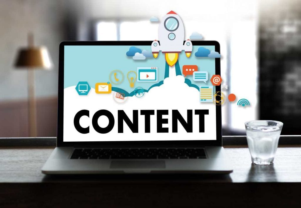 Content is King - creative7designs
