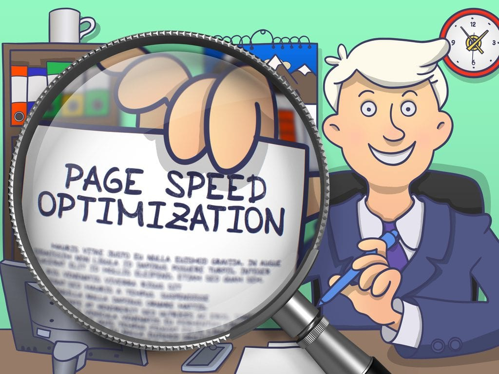 Page Speed Optimization Fix
