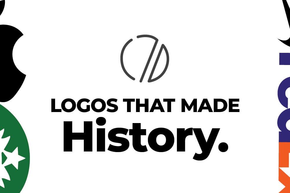 Logo design history