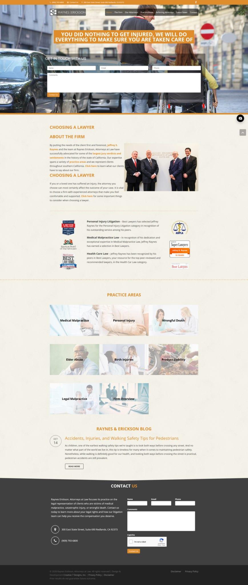 , Website Design Portfolios