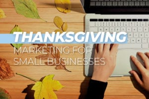 Thanksgiving for small businesses
