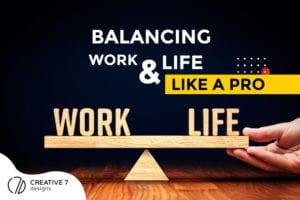 work and personal life balance